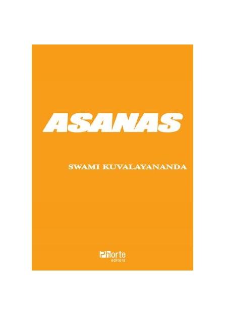 Livro - Asanas - Kuvalayananda