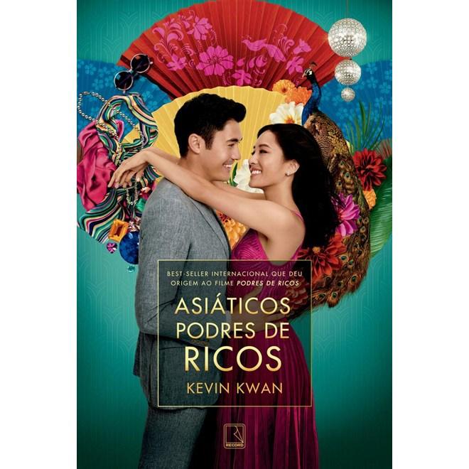 Livro - Asiáticos Podre de Ricos (Capa do Filme) - Kwan