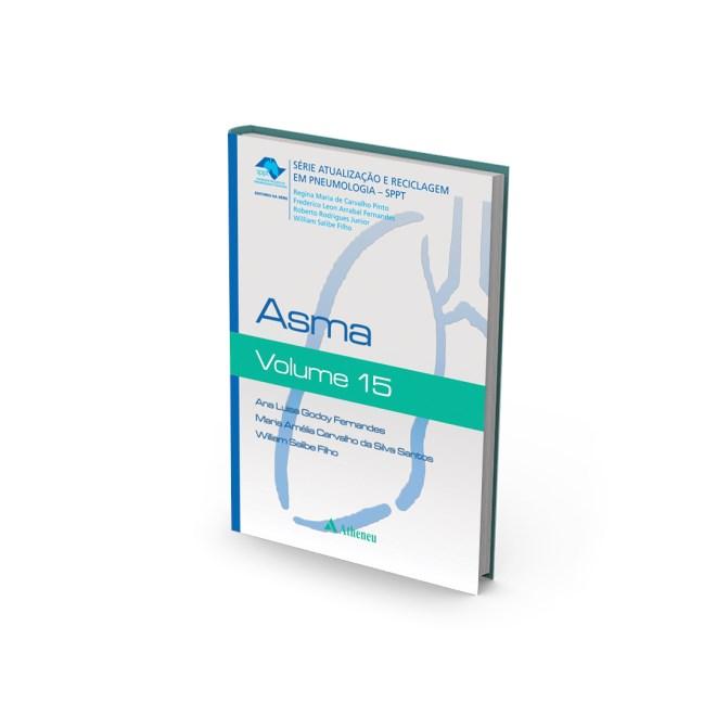 Livro - Asma - Série Atualização e Reciclagem em Pneumologia - SPPT - Vol 15 - Fernandes