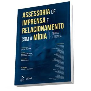Livro - Assessoria de Imprensa e Relacionamento com a Mídia - Duarte