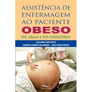 Livro - Assistência de Enfermagem ao Paciente Obeso - Doria
