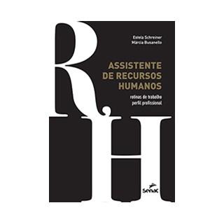 Livro - Assistente de Recursos Humanos - Schreiner