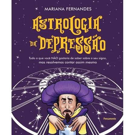 Livro - Astrologia Da Depressão - Sanches