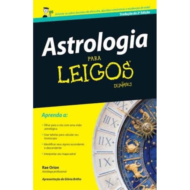 Livro - Astrologia para Leigos - Orion