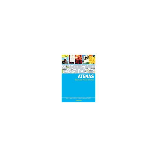 Livro - Atenas - Seu Guia Passo A Passo - Gallimard