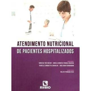 Livro - Atendimento Nutricional de Pacientes Hospitalizados - Nozaki