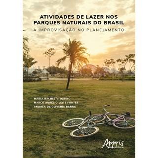 Livro - Atividades de Lazer nos Parques Naturais do Brasil - Fontes