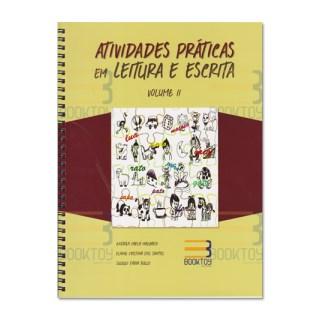 Livro - Atividades Práticas em Leitura e Escrita Vol. II - Machado