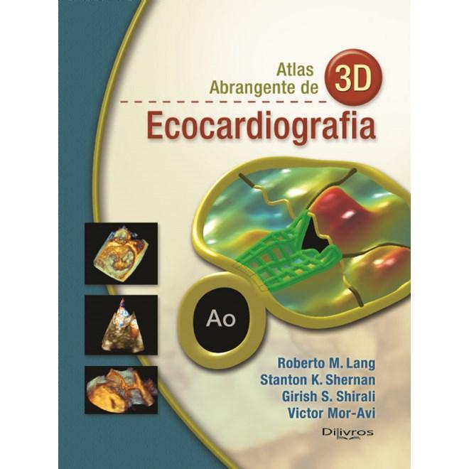 Livro - Atlas Abrangente de Ecocardiografia - Lang