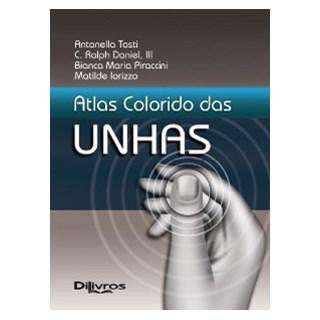 Livro - Atlas Colorido das Unhas - Tosti