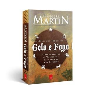 Livro - Atlas Das Terras De Gelo E Fogo - Leya