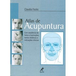 Livro - Atlas de Acupuntura - Focks