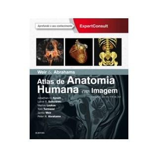 Livro - Atlas de Anatomia Humana em Imagens - Weir