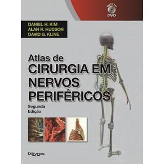 Livro - Atlas de Cirurgia em Nervos Periféricos - Kim