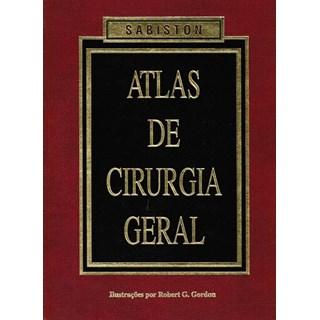 Livro - Atlas de Cirurgia Geral - Sabiston