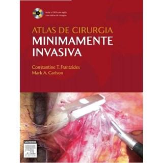 Livro - Atlas de Cirurgia Minimamente Invasiva - Frantzides #