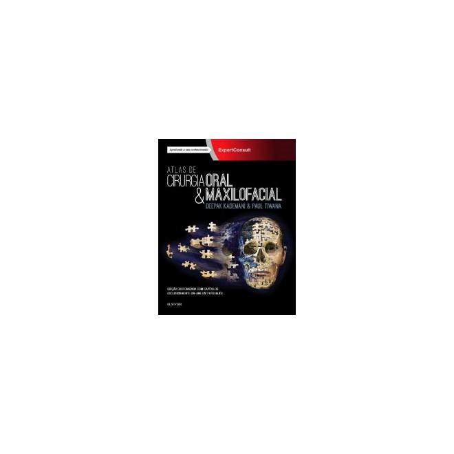 Livro - Atlas de Cirurgia Oral e Maxilofacial - Kademani