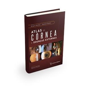 Livro - Atlas de Córnea e Doenças Externas - Kwitko