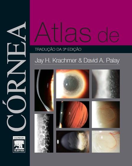 Livro - Atlas de Córnea - Krachmer TF