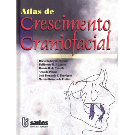 Livro - Atlas de Crescimento Craniofacial - Décio