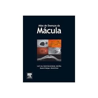 Livro - Atlas de Doença da Macula - Lima