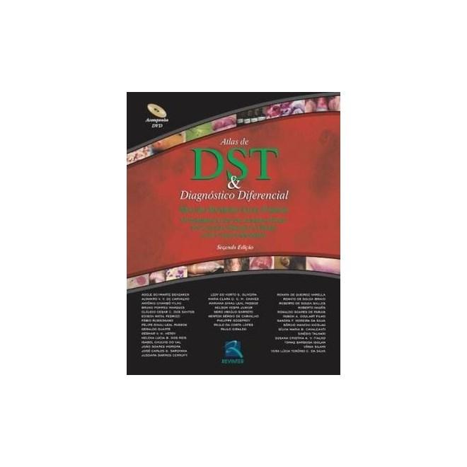 Livro - Atlas de DST & Diagnóstico Diferencial - Passos