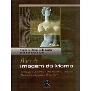 Livro - Atlas de Imagem da Mama - Bauab