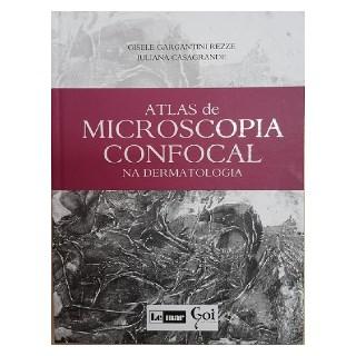 Livro - Atlas de Microscopia Confocal na Dermatologia - Rezze