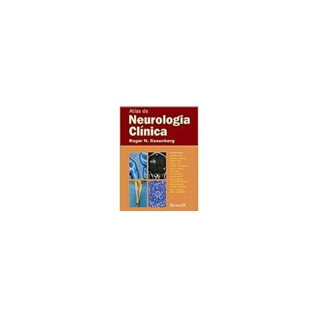Livro - Atlas de Neurologia Clínica - Rosenberg