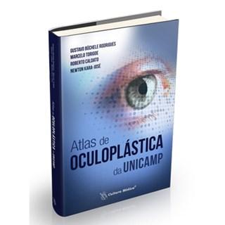 Livro - Atlas de Oculoplástica da UNICAMP - Rodrigues