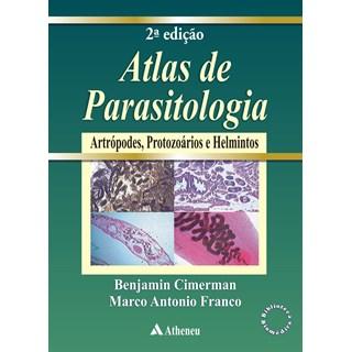 Livro - Atlas de Parasitologia Humana - Cimerman