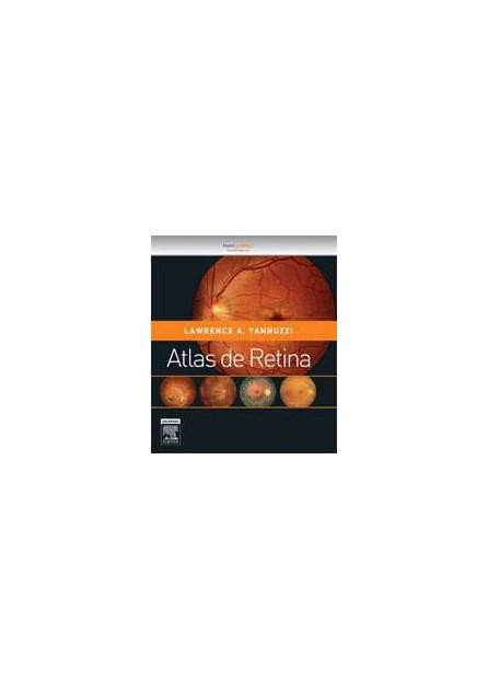 Livro - Atlas de Retina - Yannuzzi