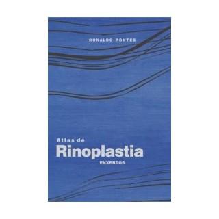 Livro - Atlas de Rinoplastia Enxertos - Pontes