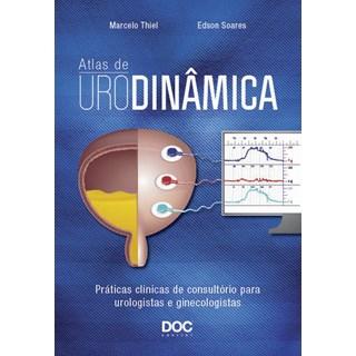 Livro - Atlas de Urodinâmica - Thiel