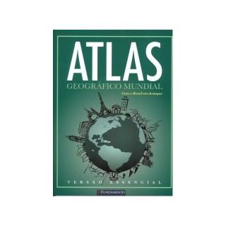 LIVRO - ATLAS GEOGRAFICO MUNDIAL ESSENCIAL - FUNDAMENTO - GUERRA