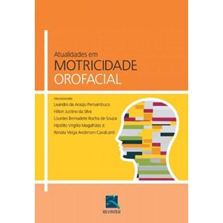 Livro - Atualidades em Motricidade Orofacial - Pernambuco
