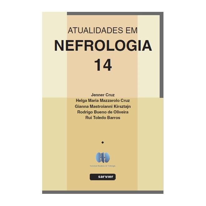 Livro - Atualidades em Nefrologia 14 - Cruz