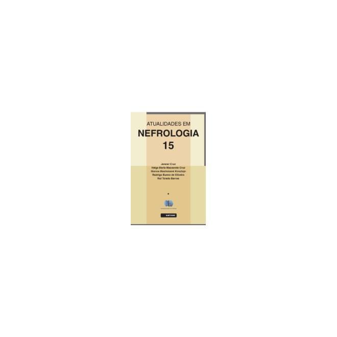 Livro - Atualidades em Nefrologia 15 - Cruz