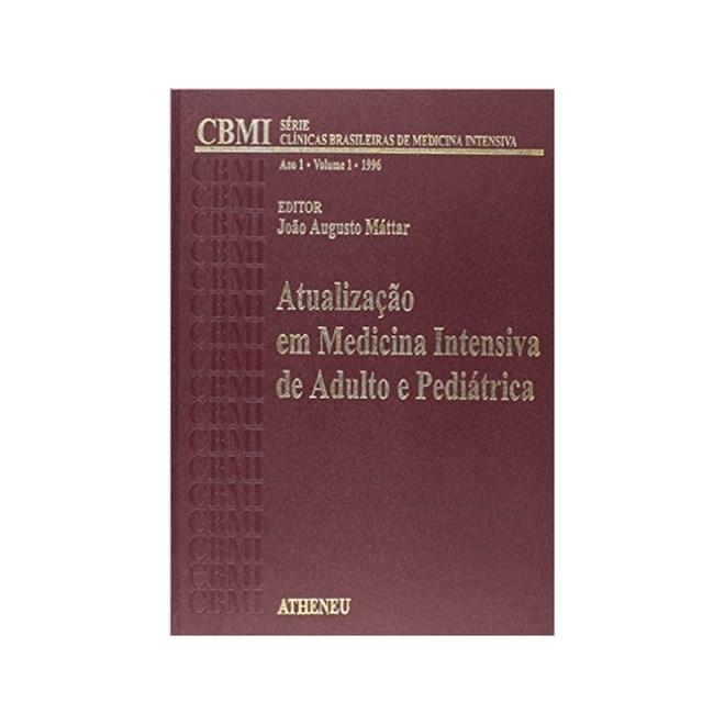 Livro - Atualização Em Medicina Intensiva - Mattar