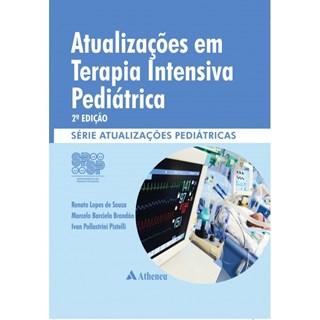 Livro - Atualização em Terapia Intensiva Pediátrica - Souza