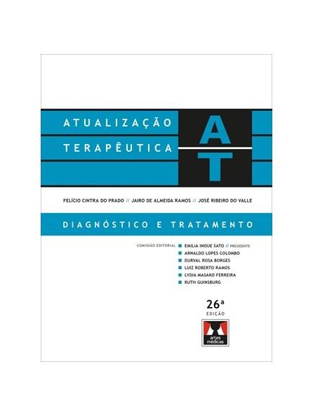Livro - Atualização Terapêutica 2018 Diagnóstico e Tratamento - Prado