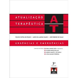 Livro - Atualização Terapêutica - Urgências e Emergências - 2018 - Prado