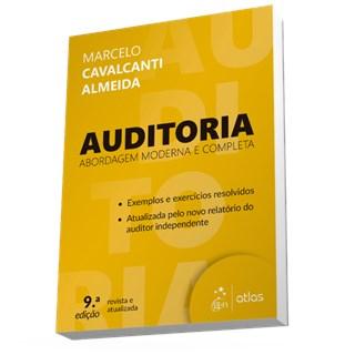 Livro - Auditoria: Abordagem  Moderna e Completa - Almeida