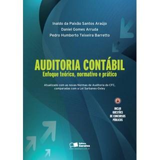Livro - Auditoria Contábil - Araújo