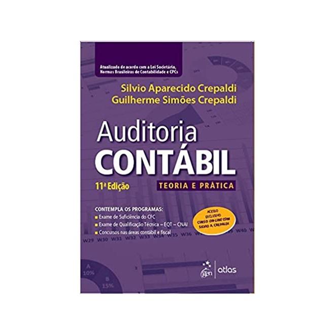 Livro - Auditoria Contábil - Crepaldi