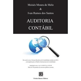Livro - Auditoria Contábil - Melo