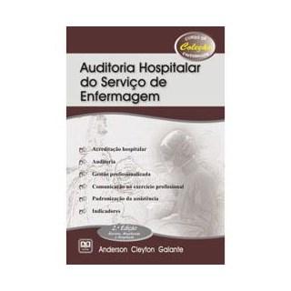 Livro - Auditoria Hospitalar do Serviço de Enfermagem - Galante