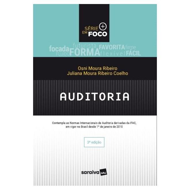 Livro - Auditoria - Ribeiro