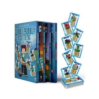 Livro - Authentic Games - Box Trilogia - 3 Volumes