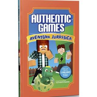 Livro - Authenticgames: Aventura Jurássica - Túlio - Astral Cultural